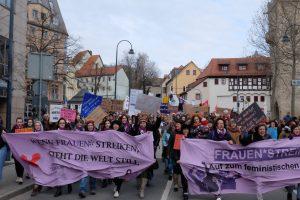 Foto Frauen*streik 2020